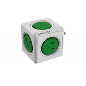 コンセント 電源タップ PowerCube パワーキューブ 正規品 キューブ型 コンパクト reddot award2014|ogurakomu