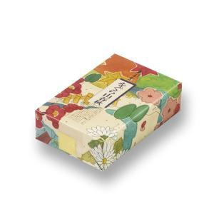 四季のあられ をぐら山春秋 ミニ箱(8ヶ入り5袋)(係数5)煎餅・あられ・おかき・ プチギフト