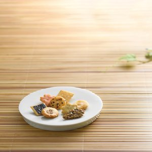 をぐら山春秋 ご愛食用ミニ袋(8ヶ入×5袋)(係数3)煎餅・あられ・おかき・ギフト 品定めに