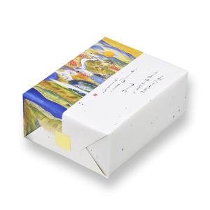 嵯峨乃焼 化粧箱(大)(2枚入り16袋)(係数14)