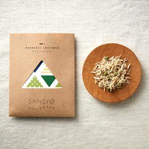 ちりめんじゃこの旨味に、和歌山産山椒の爽やかな香りと辛味を効かせています。炊きたてのご飯にふりかけた...
