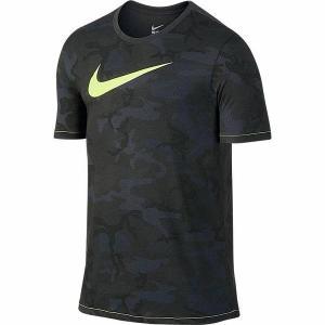 NIKE(ナイキ) メンズ Tシャツ DRI−BLEND スウッシュ カモ シャツ 658543|oguspo