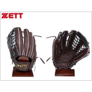ZETT(ゼット) 限定 プロステイタス プレミアムモデル 硬式グラブ 外野手用 BPROG7P|oguspo