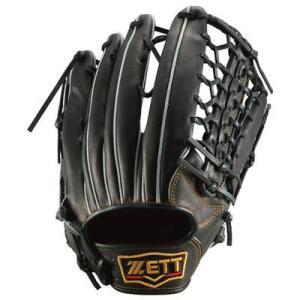 軟式グローブ 激安 ZETT(ゼット) 2013 軟式用 最上級プロステイタス 外野手用グラブ BRGA30227(1900)ブラック oguspo