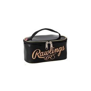 Rawlings(ローリングス)  ポイント2倍 野球用 メンテナンスバッグ EBP4F06(BG)ブラック×ゴールド oguspo