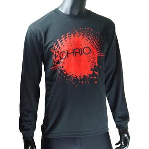 CHRIO(クリオ)トレーニングTシャツ(長袖)LST19  4色展開 oguspo