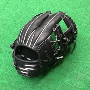 エスエスケイ(SSK)プロエッジ 軟式野球用グラブ 内野手用 PEN34519F 限定品 ブラック