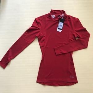 adidas(アディダス) mi adidas チームトレーニング テックフィット ロングスリーブ モックネックシャツ S21259|oguspo