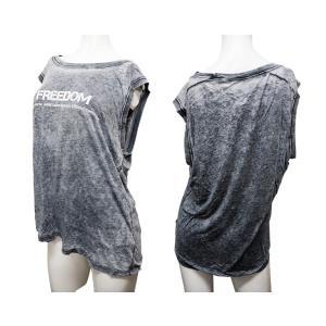 バレエ ウォームアップ Capezio(カペジオ)ノースリーブTシャツ バレエトップス バレエ用品(ゆうパケット選択可)|ohana|02