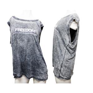 バレエ ウォームアップ Capezio(カペジオ)ノースリーブTシャツ バレエトップス バレエ用品(ゆうパケット選択可)|ohana|03