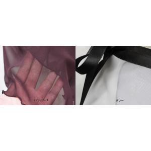 バレエ バレエスカート単品 キッズ〜大人用 シフォンリボン巻スカート ニュアンスカラー バレエ用品(ゆうパケット選択可)|ohana|15