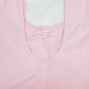 (B級品)(訳有り)(返品不可)バレエ レオタード 子供用 スカート付 ラインストーン 半袖 バレエ用品(ゆうパケット送料無料選択可)|ohana|06