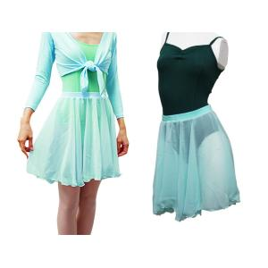 バレエスカート単品 ウエストゴム 子供から大人用 7カラー バレエ用品(ゆうパケット選択可)|ohana|02