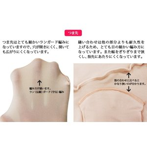 日本製バレエタイツ フーター 子供から大人用 バレエ用品 国産(ゆうパケット選択可)|ohana|05