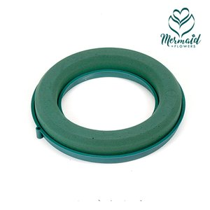 リース 材料 25cm アクアフォーム 給水フォーム 資材 1個|ohanakakumei
