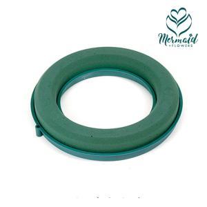 リース 材料 20cm アクアフォーム 給水フォーム 資材 1個|ohanakakumei