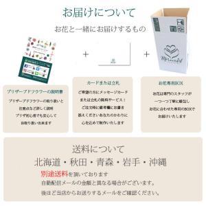 花 プリザーブドフラワー ピアノアレンジ 誕生日 ギフトお祝い ohanakakumei 08