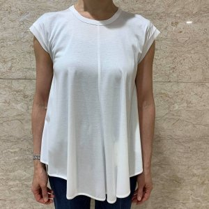 PASSIONE/パシオーネ ドレープカットソーTシャツ oharaonline