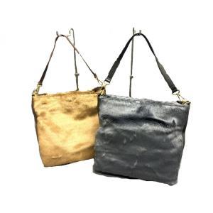 【BRAHMIN/ブラーミン】フェイクファーコンビデザインバッグ|oharaonline