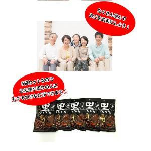 「まっ黒さきいか」×5袋 メール便/送料無料/...の詳細画像5