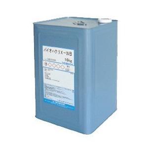 バイオハクリX-WBは鋼構造物用水系塗膜はく離剤です。製品の原材料に塩素系有機溶剤ジクロロメタンを使...