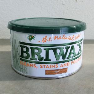 ブライワックス オリジナルカラーワックス 13.チーク 400ml BRIWAX/オリジナル/ワック...