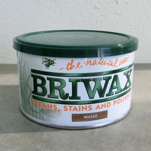 ブライワックス オリジナルカラーワックス 15.ウォルナット 400ml BRIWAX/オリジナル/...