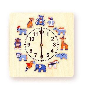 時計 動物たち ヘラー|ohisamaya