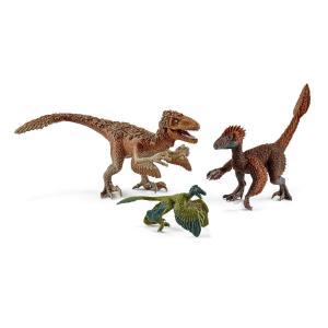 羽毛恐竜セット Schleich|ohisamaya