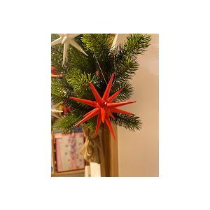 ドレクセル社 クリスマスの星・レッド(大)|ohisamaya