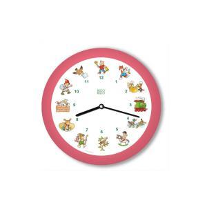 メロディ時計 ドイツの子どもの歌・ピンク|ohisamaya