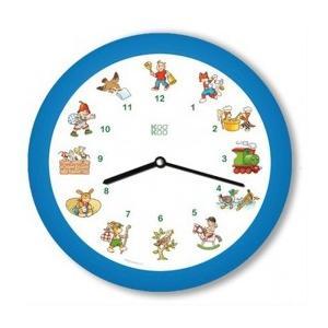 メロディ時計 ドイツの子どもの歌・ブルー|ohisamaya