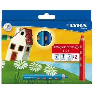 グルーヴトリプルワン 12色セット LYRA|ohisamaya
