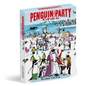 ペンギンパーティー ニューゲームズオーダー|ohisamaya