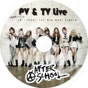 【K-POP DVD】★ After School PV&TV ★ FIRST LOVE L...