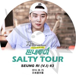 【K-POP DVD】★ BIGBANG SALTY TOUR スンリ編 #3 (2018.08.2...