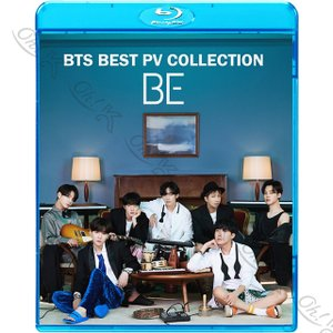 Blu-ray BTS 2020 6rd BEST OF BEST PV Collection - ...