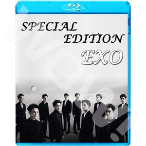 【Blu-ray】★ EXO SPECIAL EDITION ★ overdose wolf gro...
