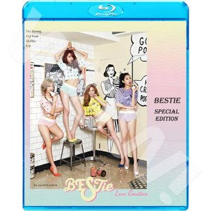 【Blu-ray】 BESTie 2015 SPECIAL EDITION  Excuse Me H...