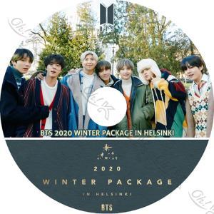K-POP DVD BTS WINTER Package 2020 ウィンターパッケージ 日本語字幕...