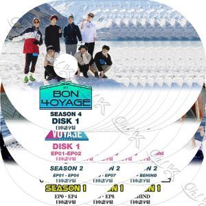 【K-POP DVD】 BTS BON VOYAGE SEASON1,2,3 11枚SET 【日本語字幕あり】 防弾少年団 バンタン 韓国番組収録DVD 【BANGTAN KPOP DVD】