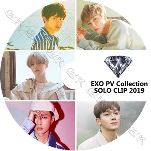 【K-POP DVD】 EXO 2019 2nd SOLO CLIP PV  EXO エクソ スホ ...
