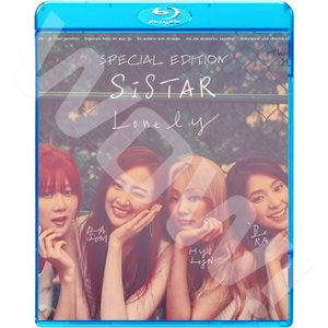 【Blu-ray】★ SISTAR 2017 SPECIAL EDITION ★ LONELY I ...