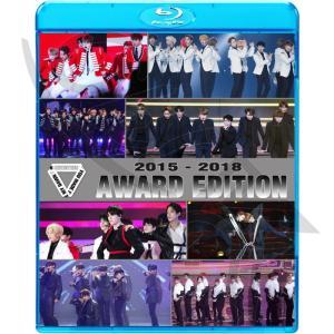 【Blu-ray】★ SEVENTEEN CUT 2015-2018 Music Awards ★ ...