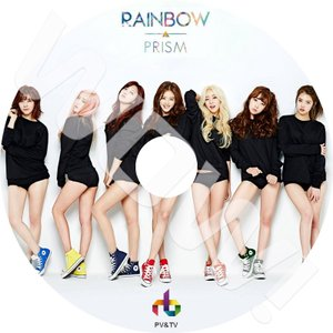 【K-POP DVD】★ RAINBOW 2016 PV&TV Collection ★ W...