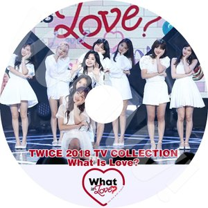 【K-POP DVD】★ TWICE 2018 What is love TV Collection...
