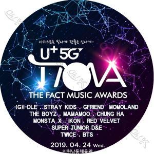 【K-POP DVD】★ 2019 THE FACT MUSIC AWARDS (2019.04.2...