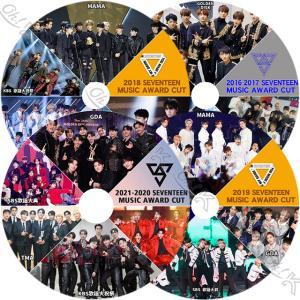 【K-POP DVD】★ SEVENTEEN CUT 2016-2018 MUSIC Awards ...