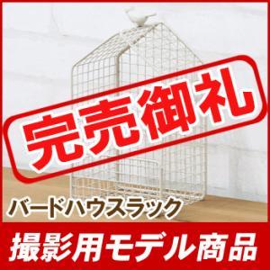 【撮影用モデル商品】バードハウスラック AKB-412IV【九州限定送料無料】|ohkawakagu