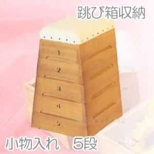 跳び箱収納 小物入れ 積上げ5段 ラフィキ ohkawakagu
